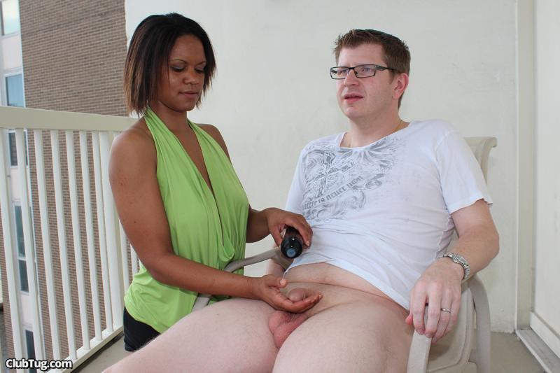 Amateur Small Tits Handjob