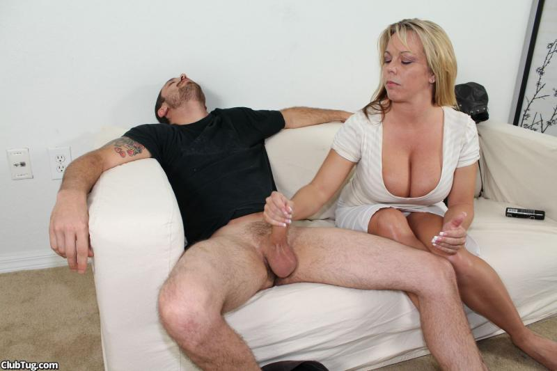 Teen Gets Big Cock First Time