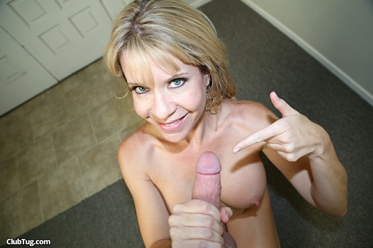 Hot stepmother handjob sorry