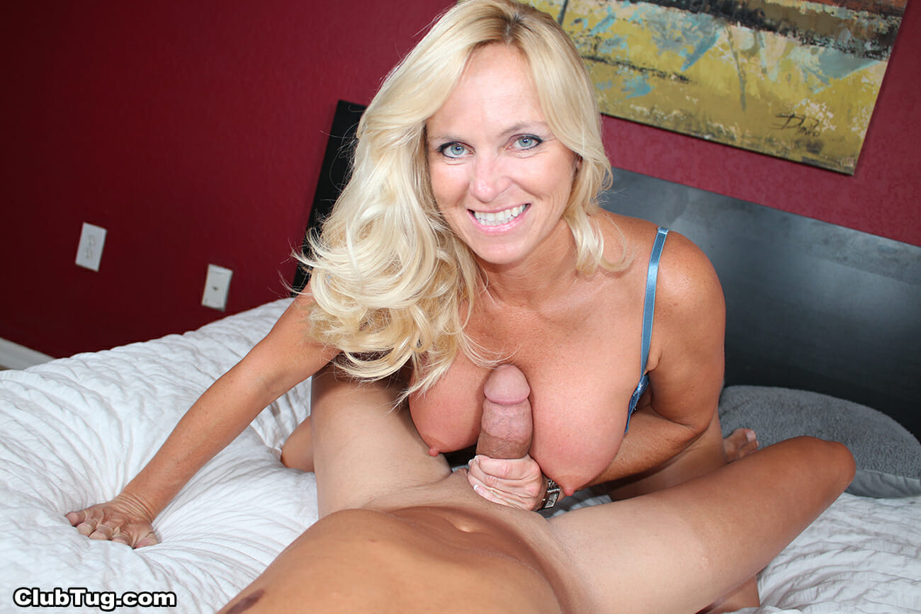 Milf erect nipples mature