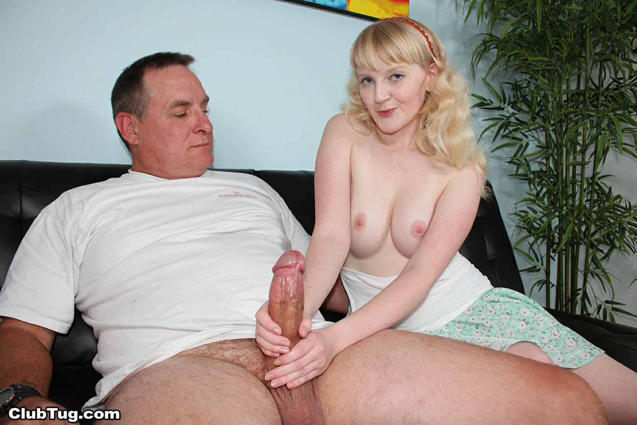 daddy has a huge cock
