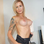 Blonde Reagan Lush
