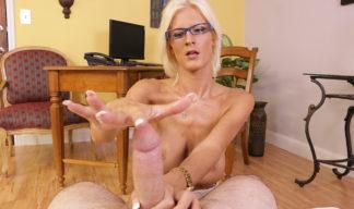 Olivia Blu teasing a dick