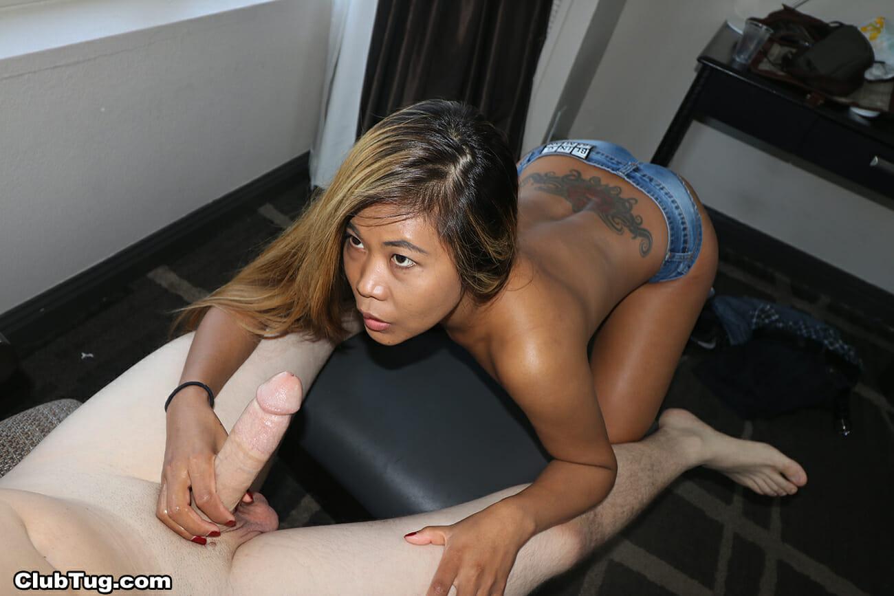 Asian handjobs