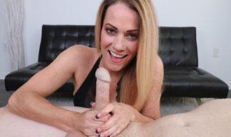 Allura Skye edging handjob porn
