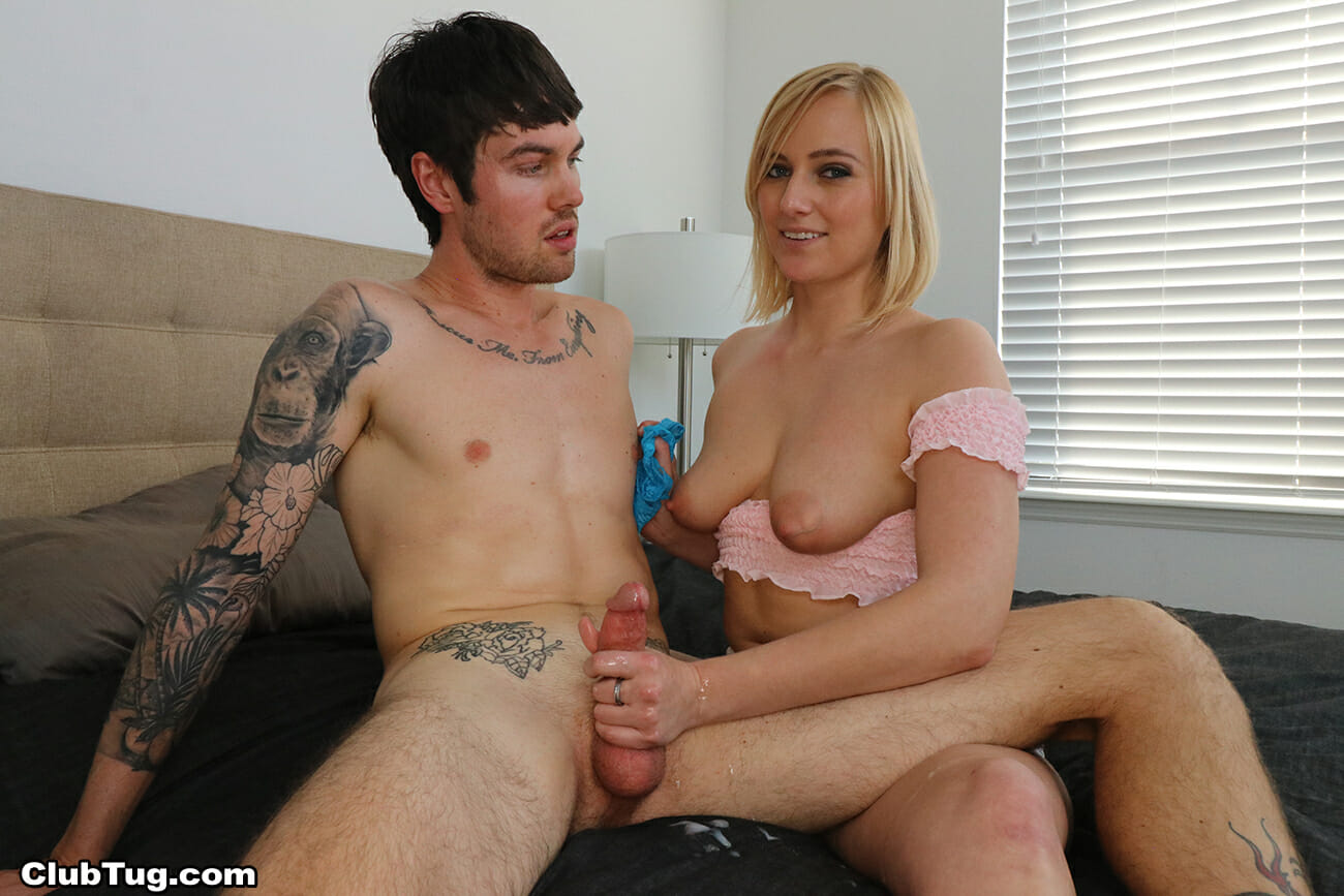 Hot Sister Teases Step Brother