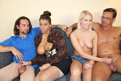 Group Grope - Mar 06
