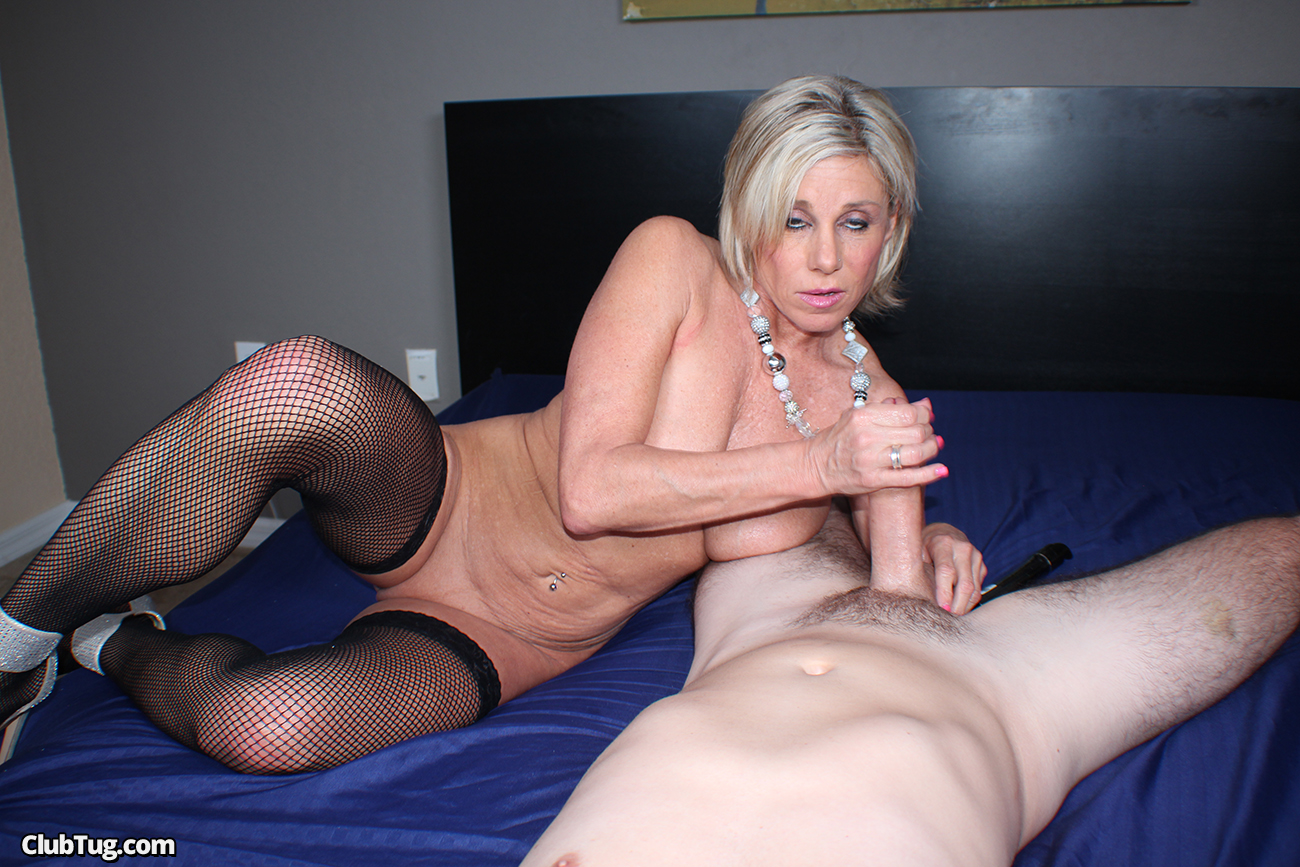 Apologise, but, Milf big cock handjob Amazingly!