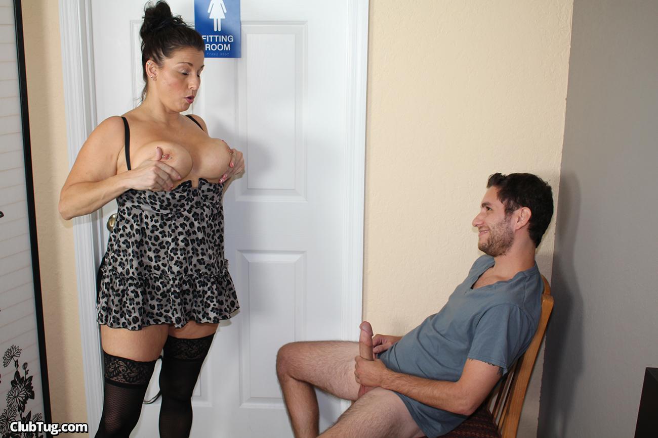 little sluts in hotpants