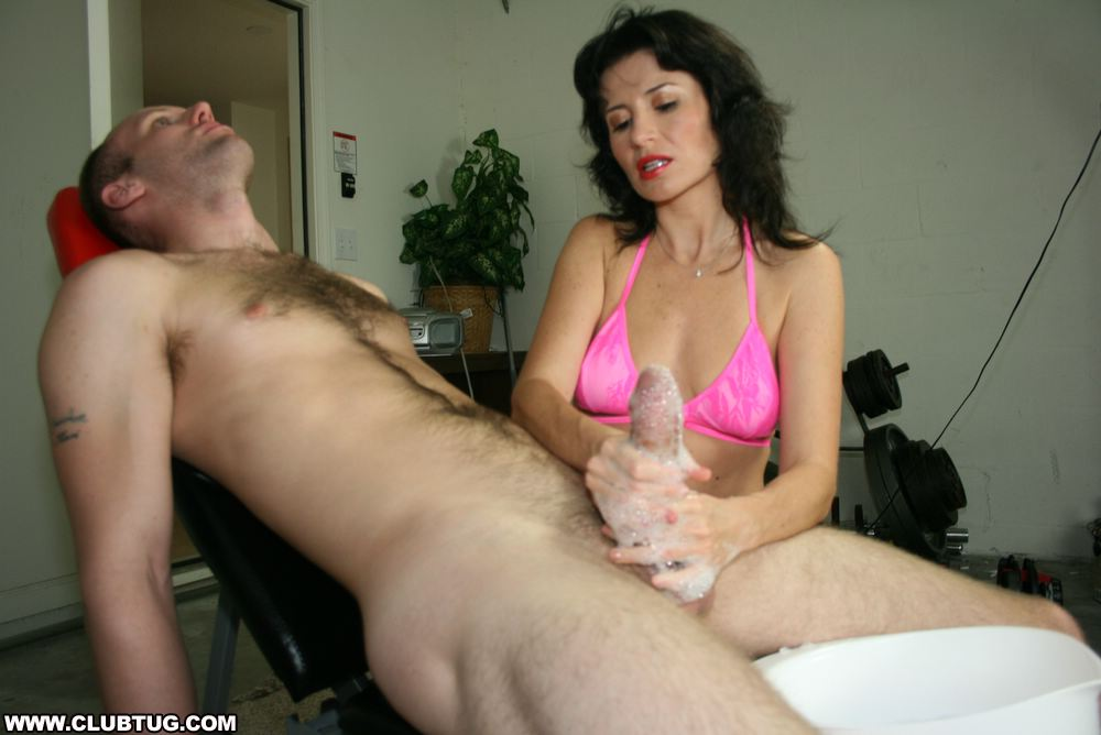 handjob videos russian milf