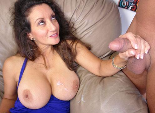 big tits handjob movies № 734863