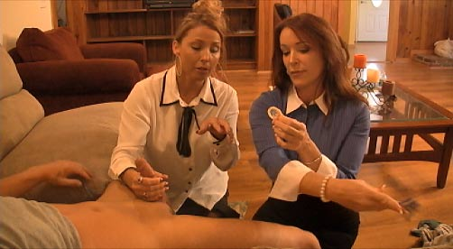 Ct vids 131 Rachel steele and stacie starr moms for ethical behavior .