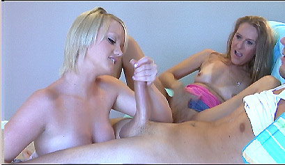 Think, that milf gives handjob to boyfriend theme simply