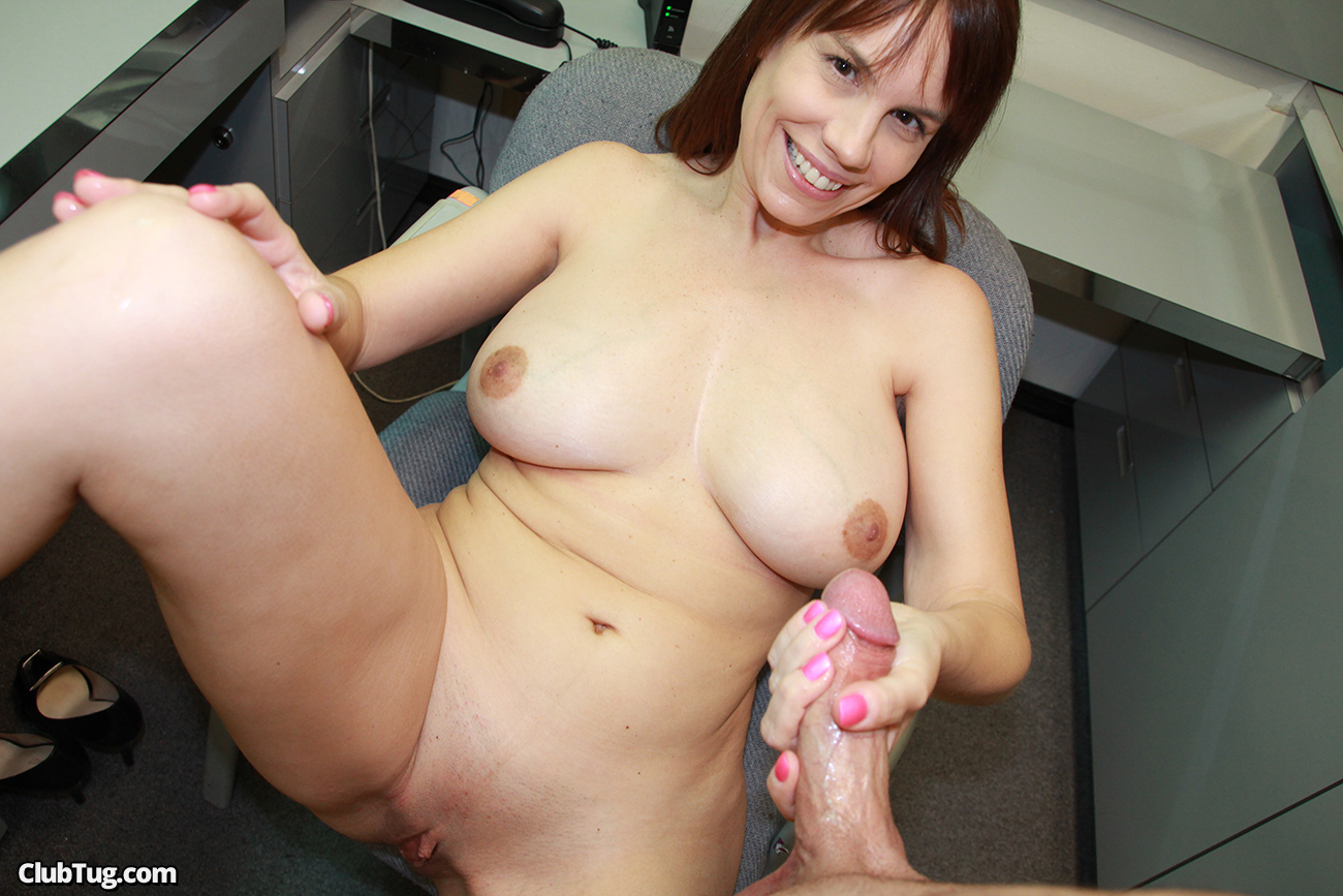 image Hungry real mom getting wet and wild