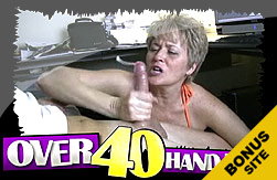 Over 40 Handjobs Included